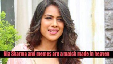 10 memes on Nia Sharma...