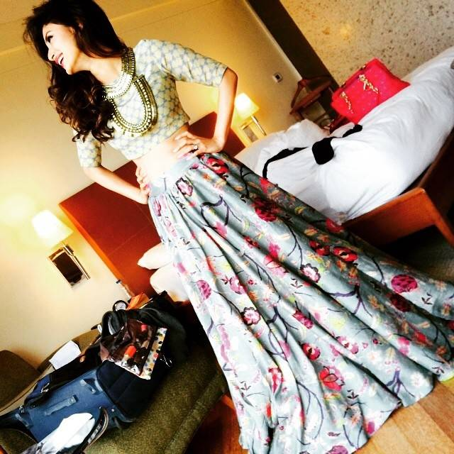 Cracking the style code with the gorgeous Mouni Roy