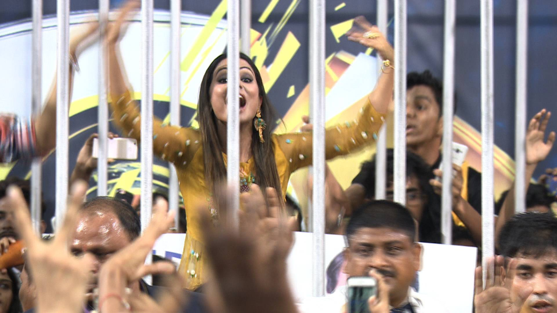 Bigg Boss 11: Nominated housemates appeared in public and the crowd went crazy!