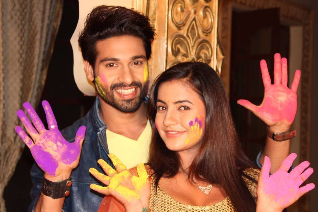 Udann: Chakor and Sooraj wish 'A Happy Holi' through these pictures