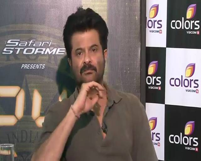 24 is the biggest thrill of my life: Anil