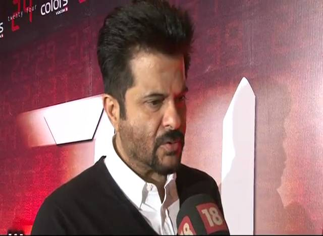 24 will change Indian television:Anil Kapoor