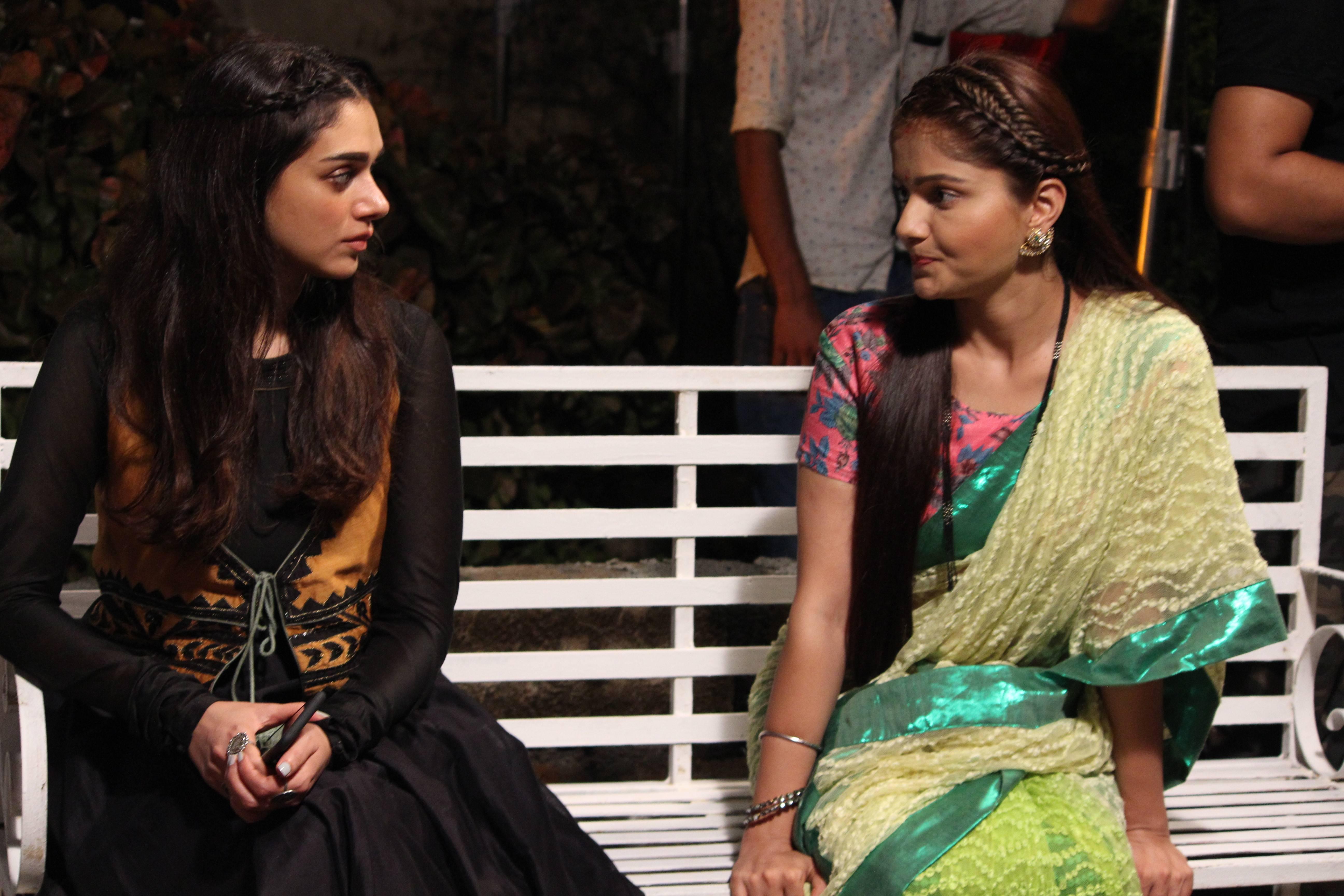 Sanjay Dutt & Aditi Rao Hydari to come on 'Shakti' this week.