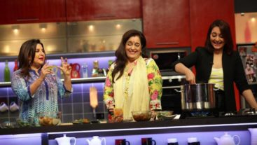 7 Foodie Confessions by Sonakshi Sinha