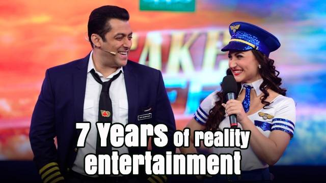 7 years of Reality Entertainment on Colors!