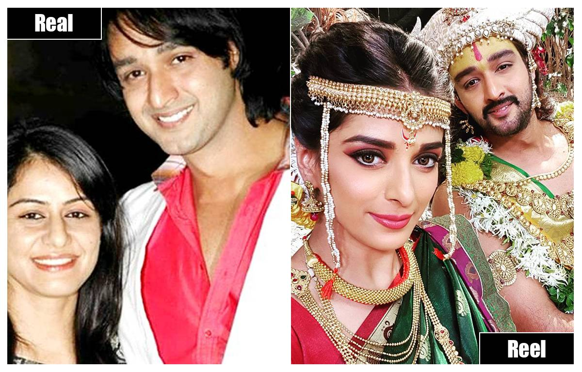 Pyaar Ke Rang: Actors with their real as well as reel life partners.