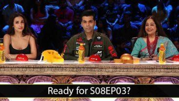 A sneak peek into India's Got Talent Season 8 tonight!