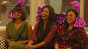A starry night in Bigg Boss house!