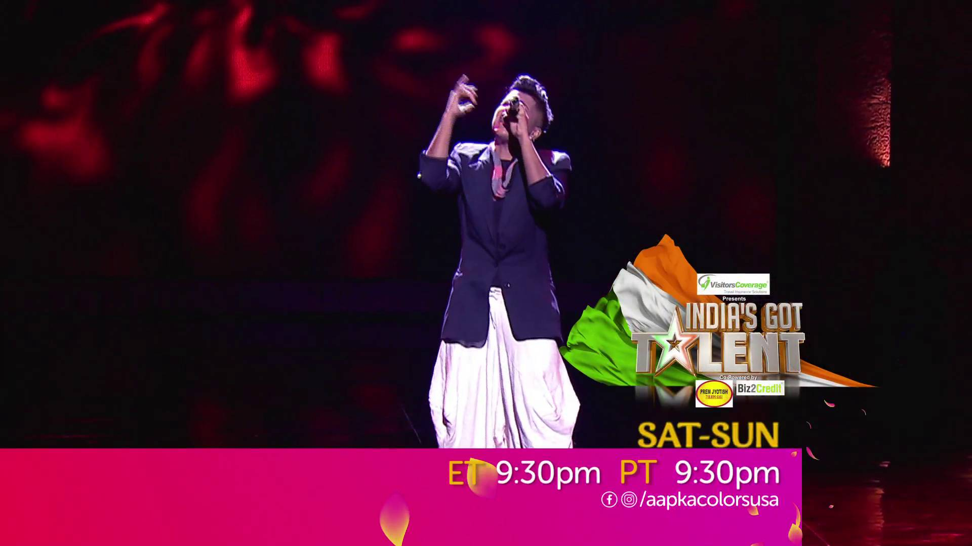 A story like none other and a voice that'll make you fall in love with her! Watch India's Got Talent