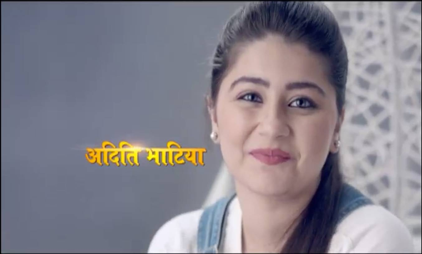 Aditi Bhatia on CNB Taaza, starts 25th Sep 2016, Sun-10PM