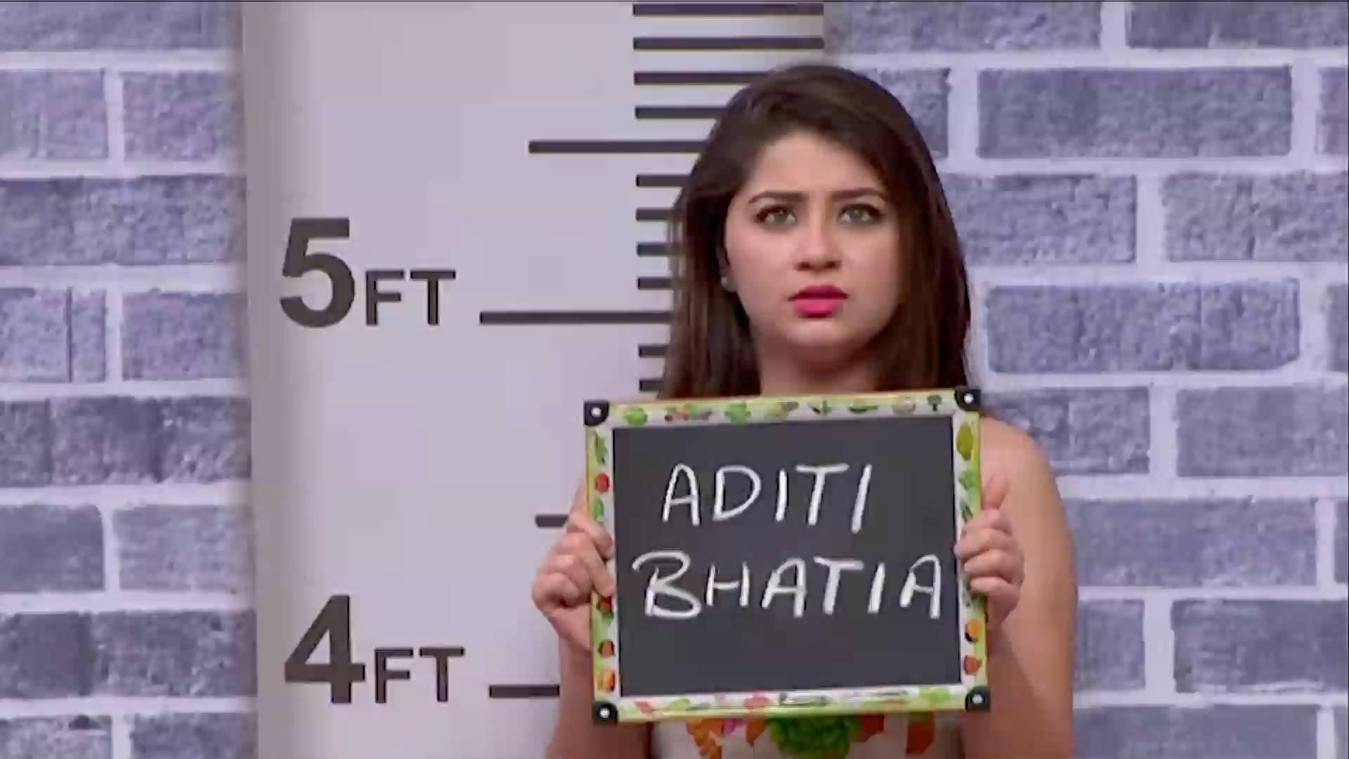 Aditi Bhatia's Comedy Andaaz