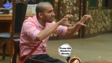Ajaz Khan came back to the house. But Why?