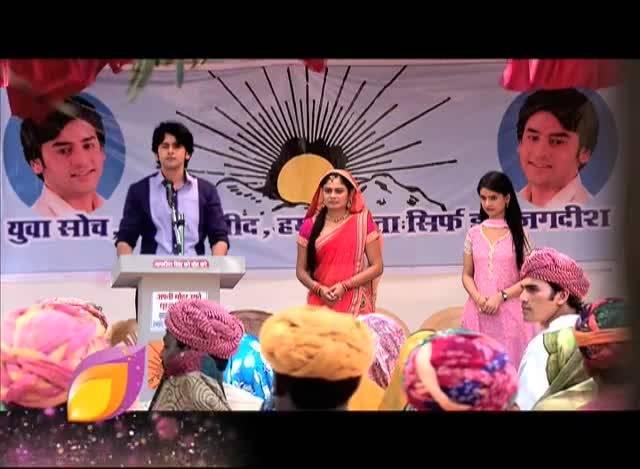 Anandi and Jagya face troubles #Balika Vadhu