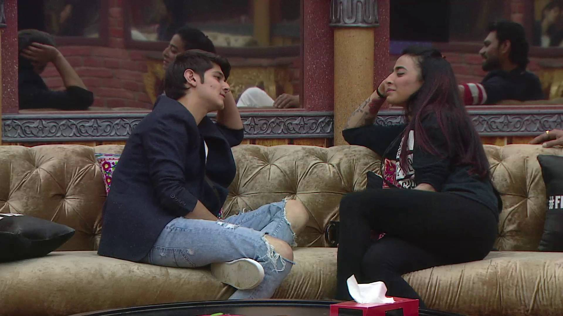 Andekha Action: Rohan and Bani try to sort their problems!