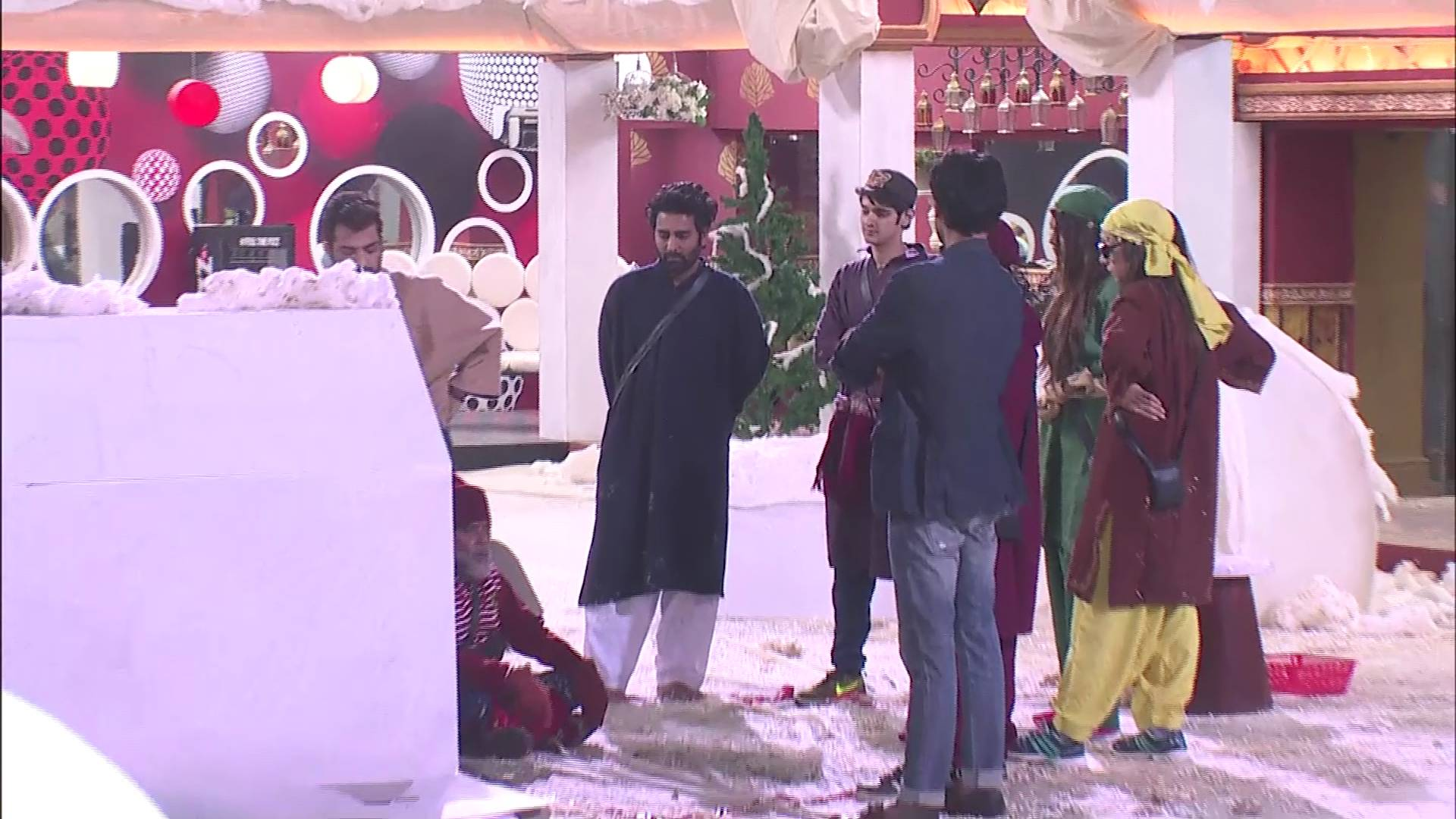 Andekha Action: Swami Om acts tough during the 'Toofan' Task!