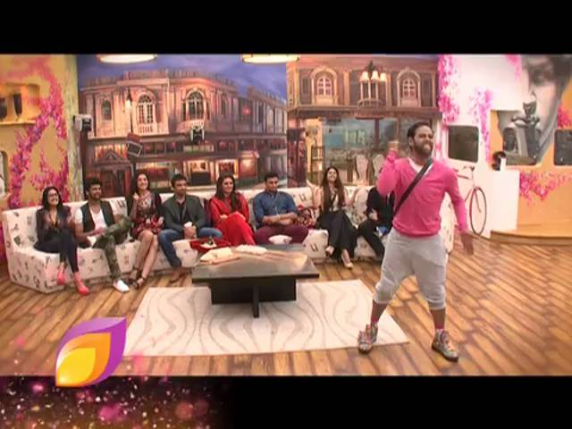 Andy – The Entertainer #Bigg Boss Saath – 7