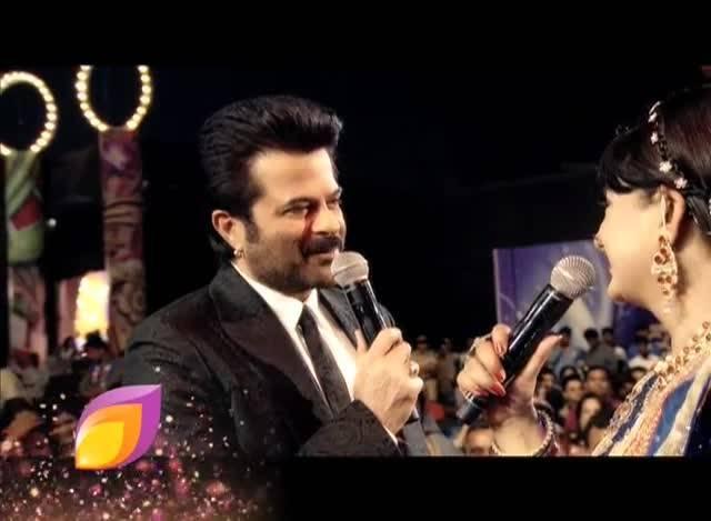 Anil Kapoor compares Bua to Madhuri #GPA
