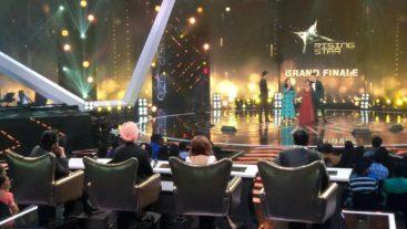 Ankita Kundu said farewell to Rising Star