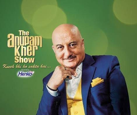 Anupam Kher is back with Kuch Bhi Ho Sakta Hai season 2!