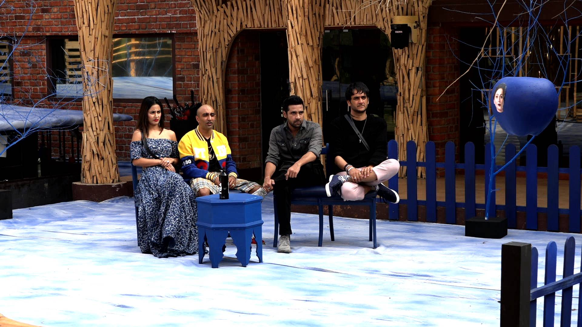 Arshi gets an advantage to nominate one whole team!