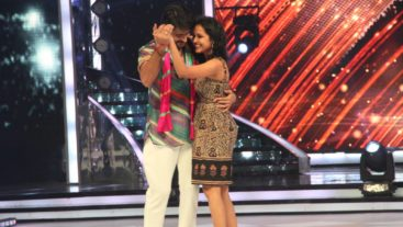 Ashish romances wife Archana in Week 10 #Jhalak