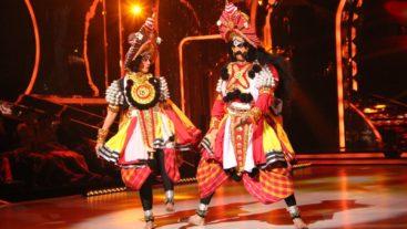 Ashish yells 'Aata Maajhi Satkali' #Jhalak