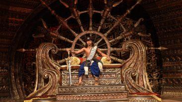 Ashoka Raises Questions to Bidusara