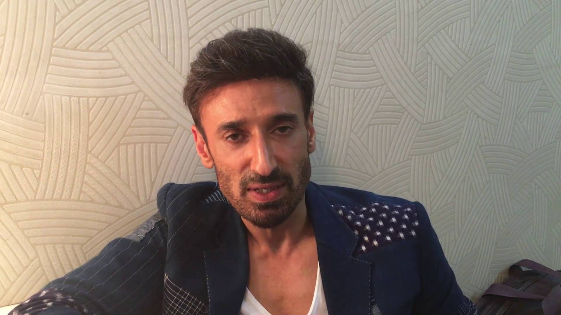 BB10 Contestant Rahul Dev's exclusive interview
