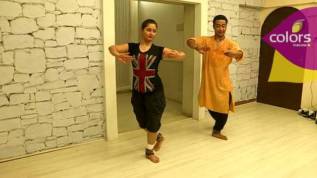 Behind Rashmi's Yakshagana act #Jhalak Dikhhla Jaa