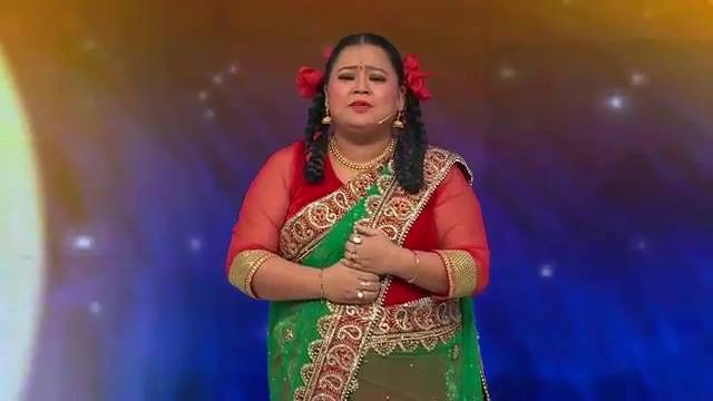 Bharti tries to impress Big B: IGT5,Grand Finale Ep-17, #Seg-25