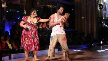 Bharti's tear-jerker performance.