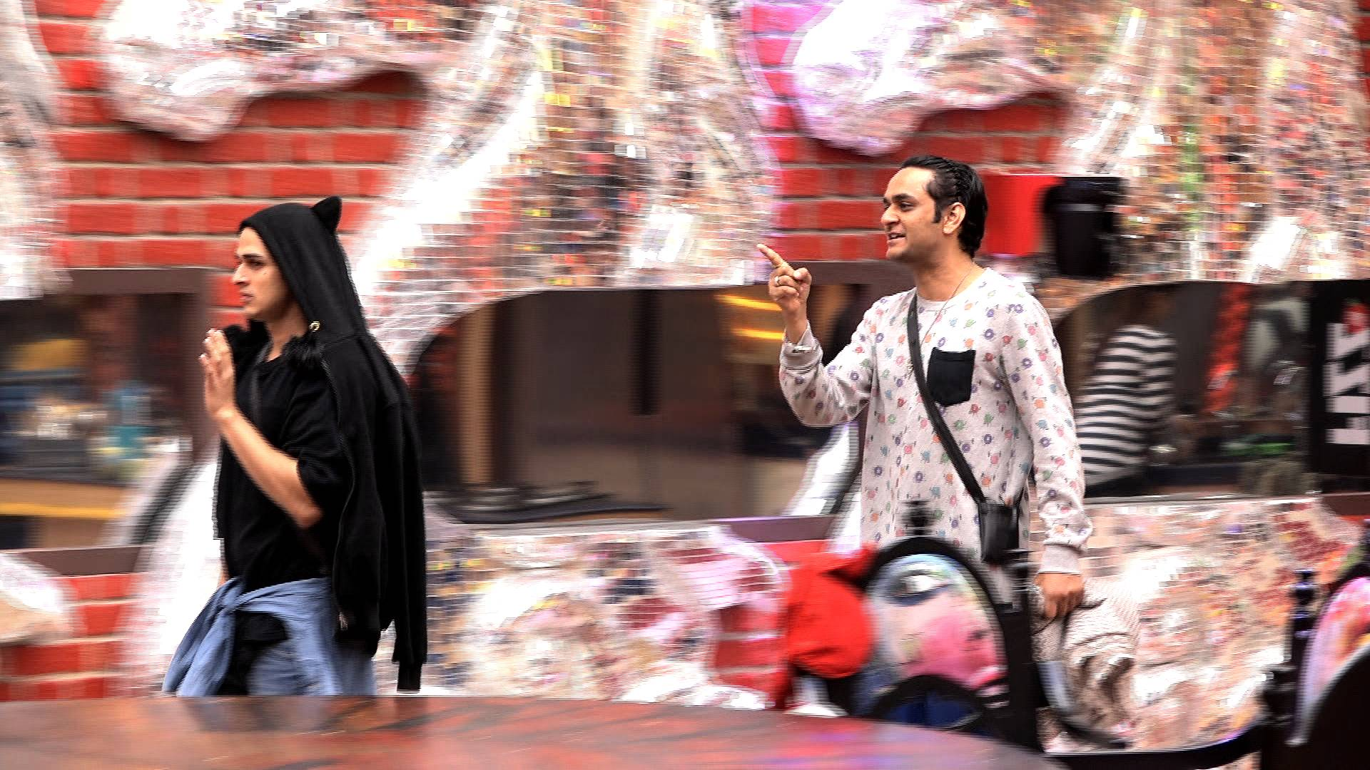 Bigg Boss 11: Vikas gets mad at Priyank for hurting his sentiments.