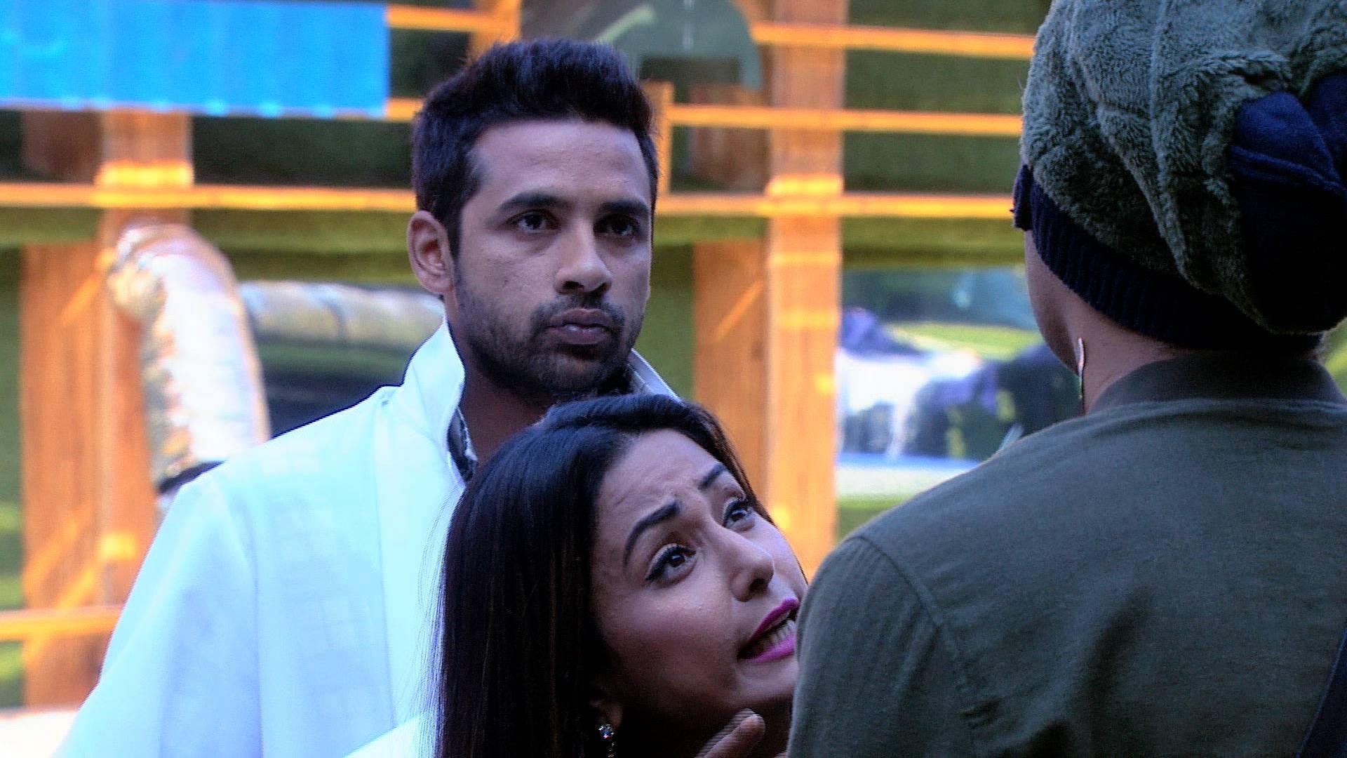 Bigg Boss 11: Vikas ke jawaab mein Priyank aur Hina ne ki saari haden paar!
