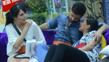 Bigg Boss 9, Day 3:Forget chemistry, here's a whole new geometry happening in the house!