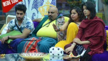 Bigg Boss 9, Day 3:Is it love again or just the beginning of an ugly spat for Roopal and Ankit?