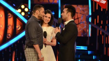 Bigg Boss 9, Day 91: Salman's act on Sanam Re will leave you in splits!