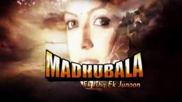 Bringing celluloid on Television: Madhubala