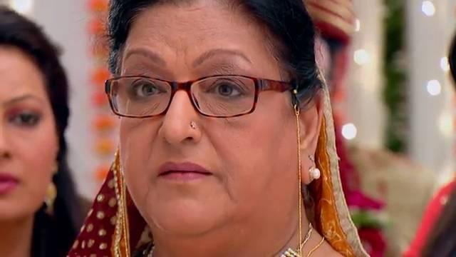 Buaji denies accpeting Jhanvi's child: Ep-839, Sasural Simar Ka#Seg 5