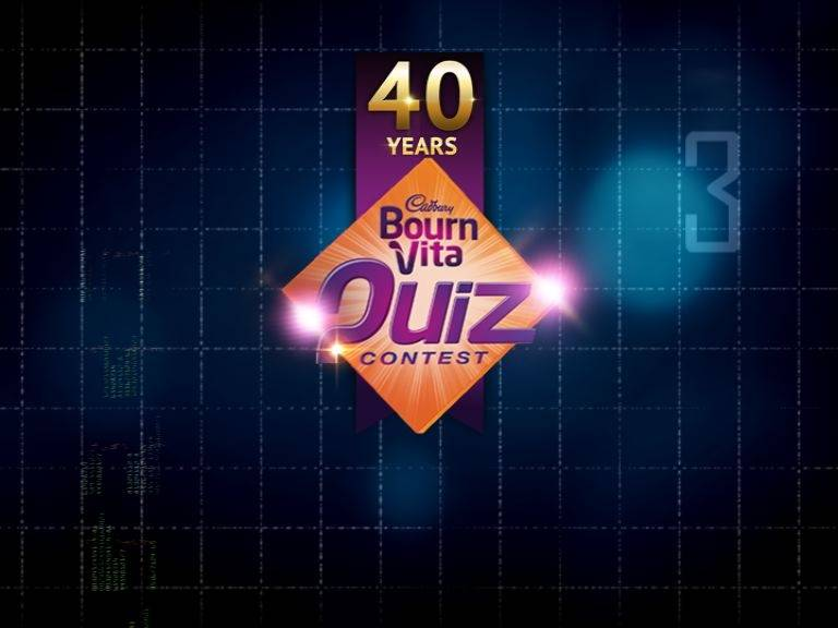 Cadbury Bournvita Quiz Contest