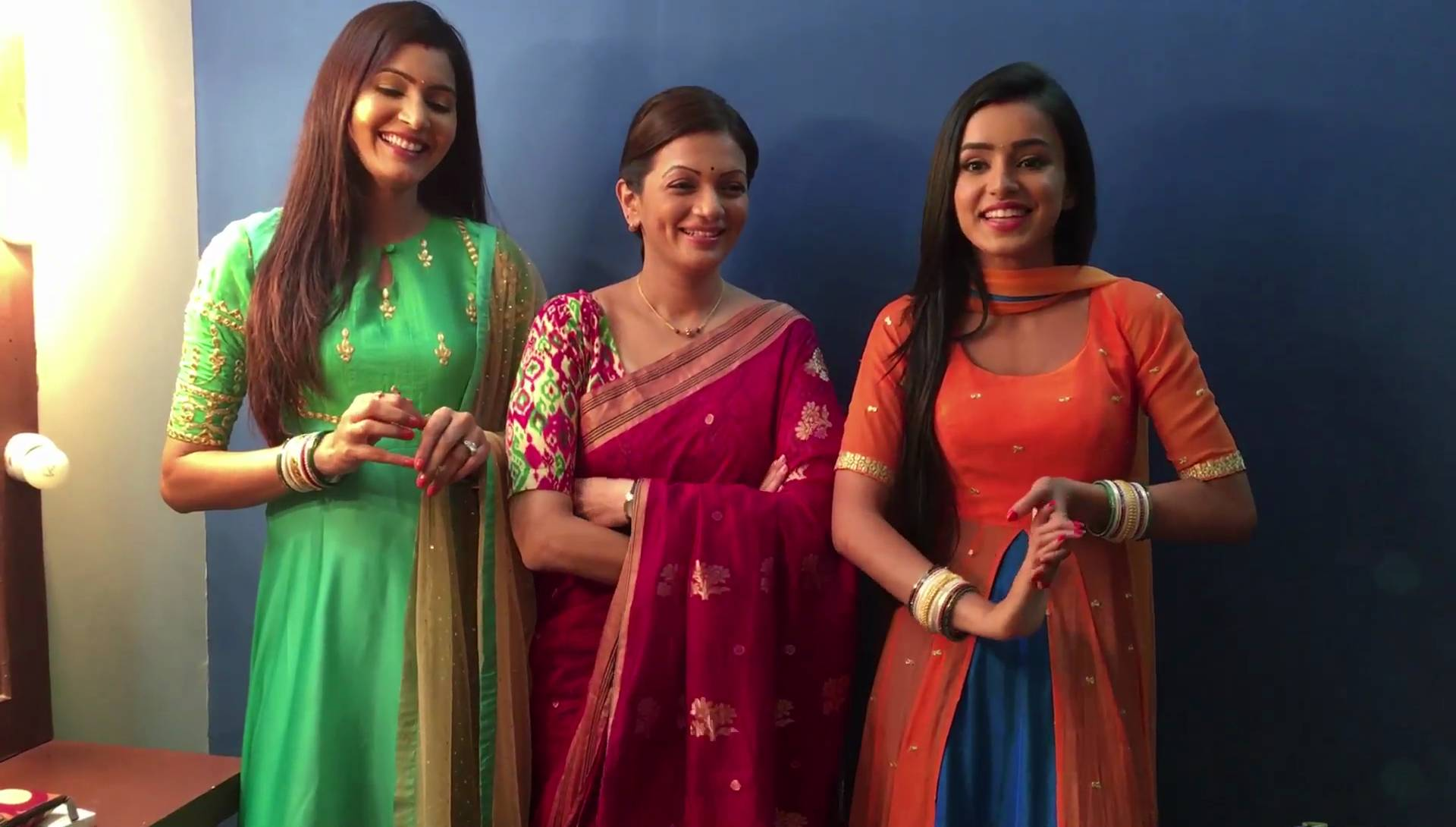 Cast of 'Ek Shringaar Swabhimaan' talks exclusively