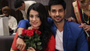 Caught! Ranvir and Ishani on a secret movie date! #MATSH