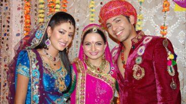 Celebrations galore at Anandi-Shiv engagement