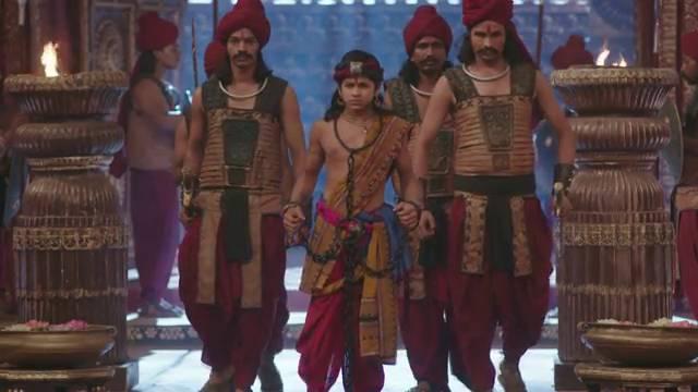 Chakravartin Ashoka Samrat, Episode-06, #Seg 1