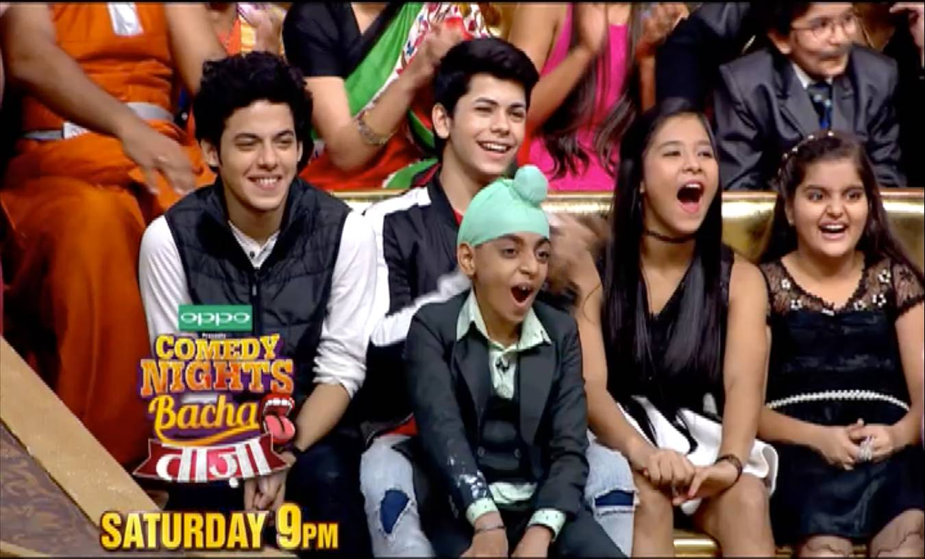 Chillar Party Special on CNB Taaza, Sat 9PM!
