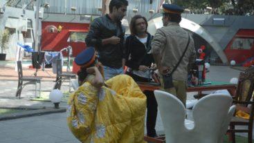 Chor, Sipahi and Aam aadmi clash during task!