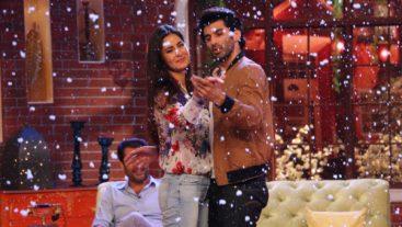 Comedy Night Live : Katrina and Aditya mesmerizing performance on Pashmina!