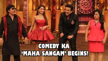 Comedy Nights Bachao: Comedy ka 'maha sangam' begins!