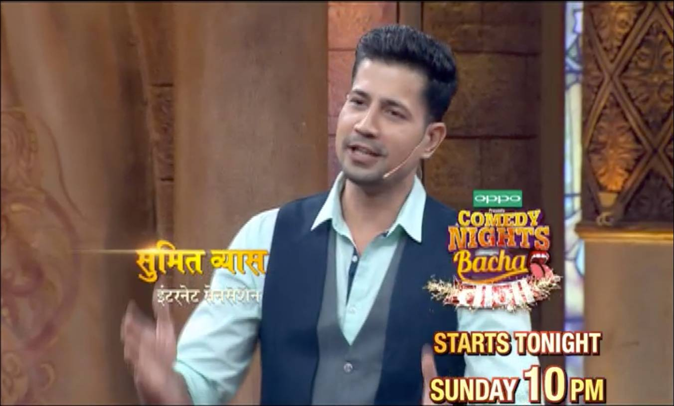 Cool Sumeet Vyas on CBN Taaza, Tonight 10PM