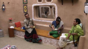Crazy Imam thrown out of the Bigg Boss house!
