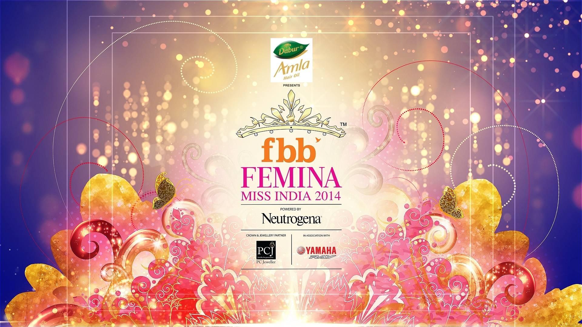 Dabur Amla Femina Miss India 2014